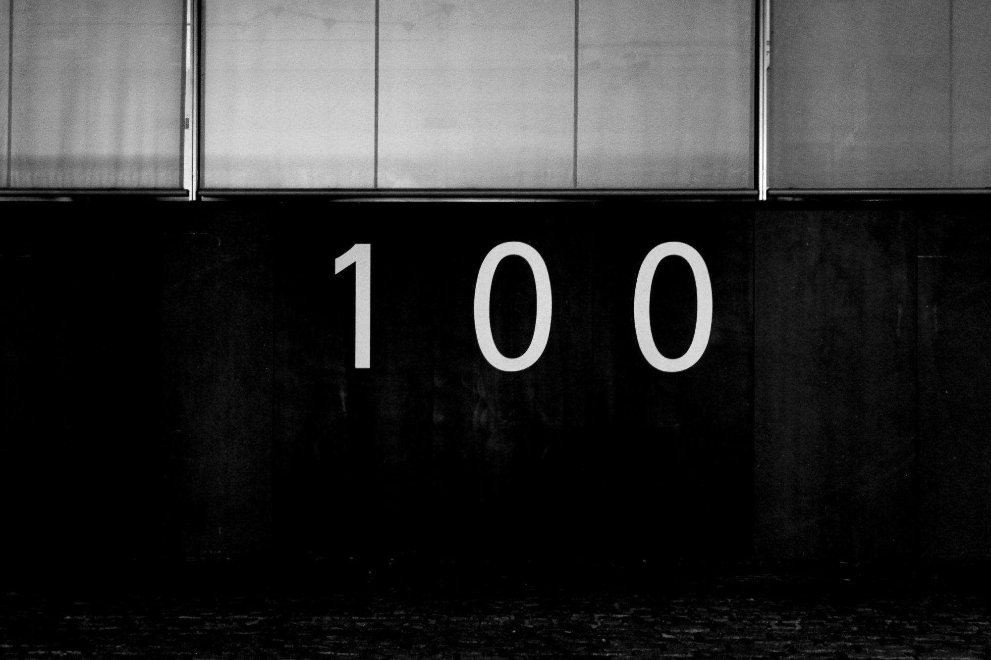 Honderd dagen bij 22graden